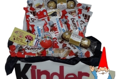 caja kinder T2